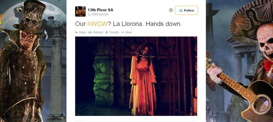 Screengrab of a tweet from the 13th Floor SA Twitter account. Photo: Screengrab / Screengrab