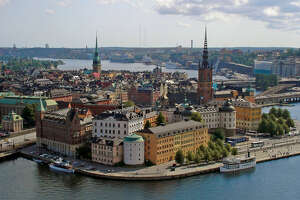 Swedish capital made for 2-wheeled wanders - Photo