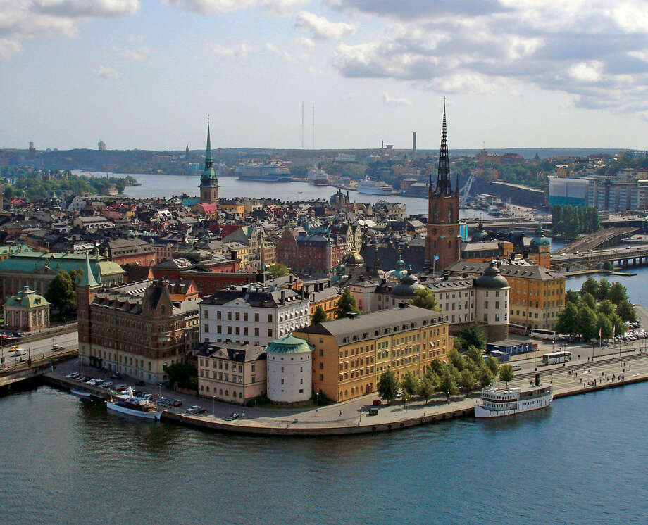 A 22 percent drop in the Swedish krona against the dollar over the past year has made trips to the pricey Scandinavian country like Stockholm, the capital of Sweden, more affordable for Americans. Photo: Cameron Hewitt / Rick Steves' Europe / ONLINE_YES