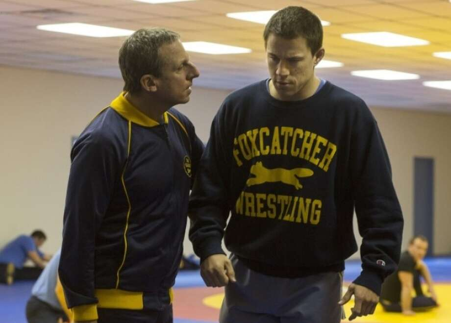 """Foxcatcher,"" starring Steve Carell (left) and Channing Tatum, will close the AFI Fest in Los Angeles. Photo: AFI Fest / AFI Fest  / ONLINE_YES"