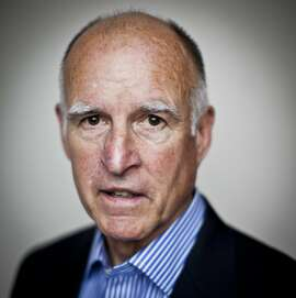 Governor Jerry Brown is seen on Thursday, Sep. 6, 2012 in San Francisco, Calif.
