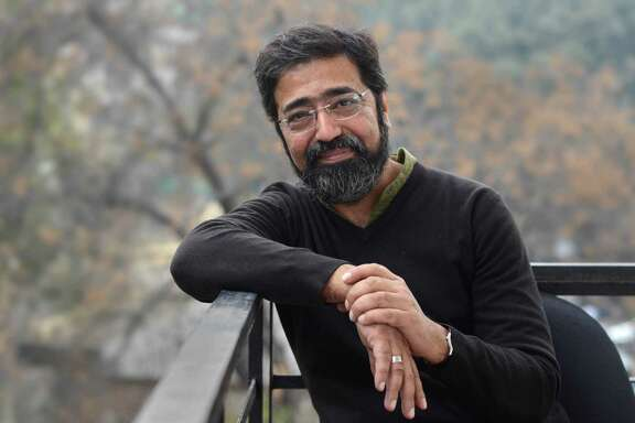 Indian artist Amar Kanwar