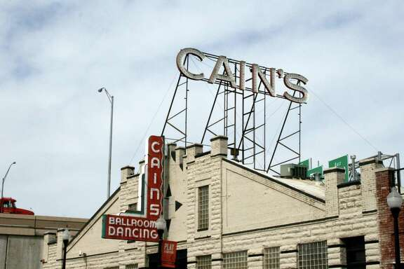Built in 1924, live music venue Cain's Ballroom in Tulsa has been a garage, dime-a-dance joint and dance academy.