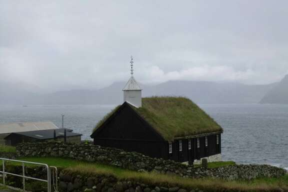 Chronicle reader Anita Deane of Houston submitted this vacation photo taken in the Faroe Islands.
