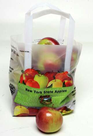 Apples on Friday Oct. 3, 2014 in Colonie, N.Y.  (Michael P. Farrell/Times Union) Photo: Michael P. Farrell / 10028830A