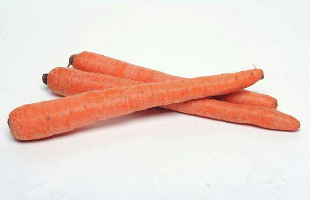 Carrots on Friday Oct. 3, 2014 in Colonie, N.Y.  (Michael P. Farrell/Times Union) Photo: Michael P. Farrell / 10028830A