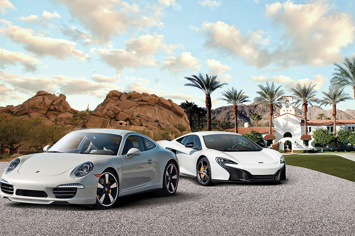 The Waldorf Astoria Driving Experience lets you indulge your need for speed in a variety of super cars at locations around the U.S.