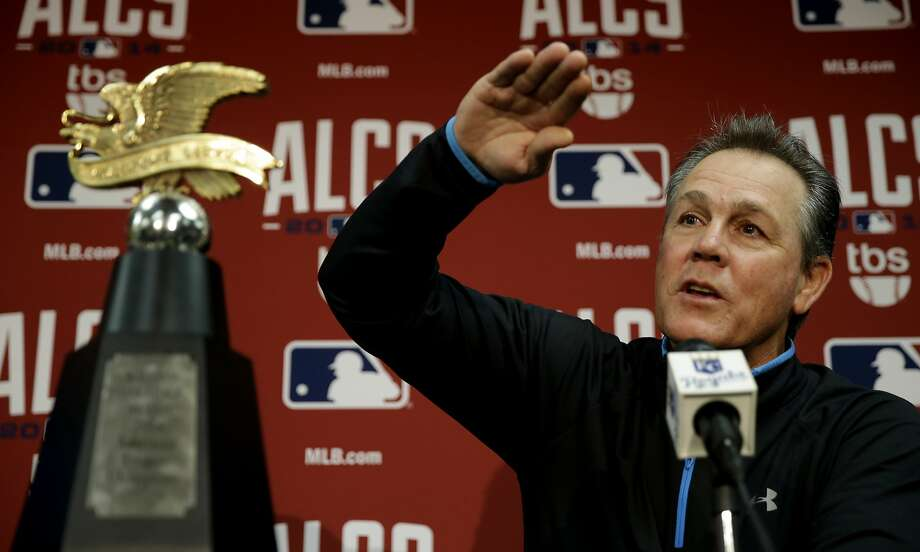 Ned Yost's Southern ways hide his Bay Area roots - SFGate