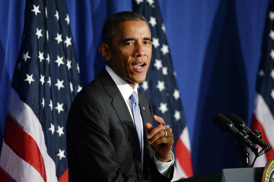 President Barack Obama was swept into the office on a wave of idealism. Amid the disappointment and cynicism spawned by his tenure, maybe it is time to lower expectations. Photo: Pool / Pool / Getty Images / 2014 Getty Images