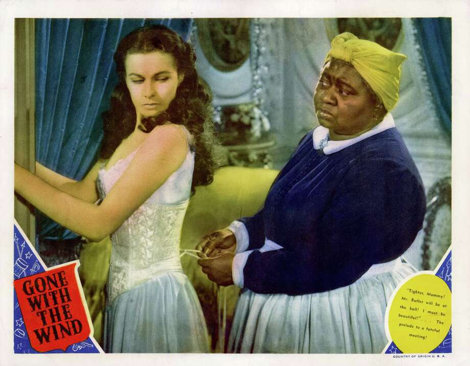 """Gone With the Wind"" became an instant best-seller when published. It gained more fans - and enemies - when it was made into an epic film starring Vivien Leigh, left, and Hattie McDaniel. Photo: John D. Kisch/Separate Cinema Ar, Contributor / Moviepix"
