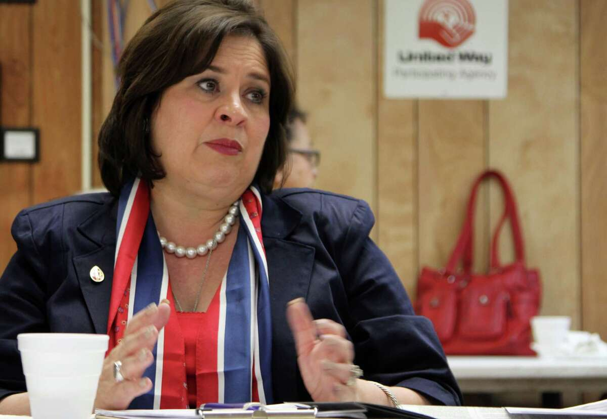 State Sen. Leticia Van de Putte, a San Antonio Democrat, is clearly the the best choice for lieutenant governor.