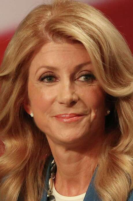 Texas State Sen. Wendy Davis (Andy Jacobsohn/Dallas Morning News/MCT) Photo: Andy Jacobsohn, MBR / Dallas Morning News