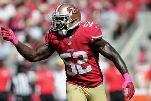 49ers' Willis could be sidelined again by ailing big toe - Photo
