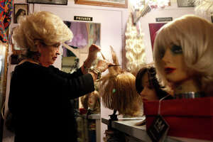 Halloween is high season for Gypsy Rosalie's Wigs in S.F. - Photo
