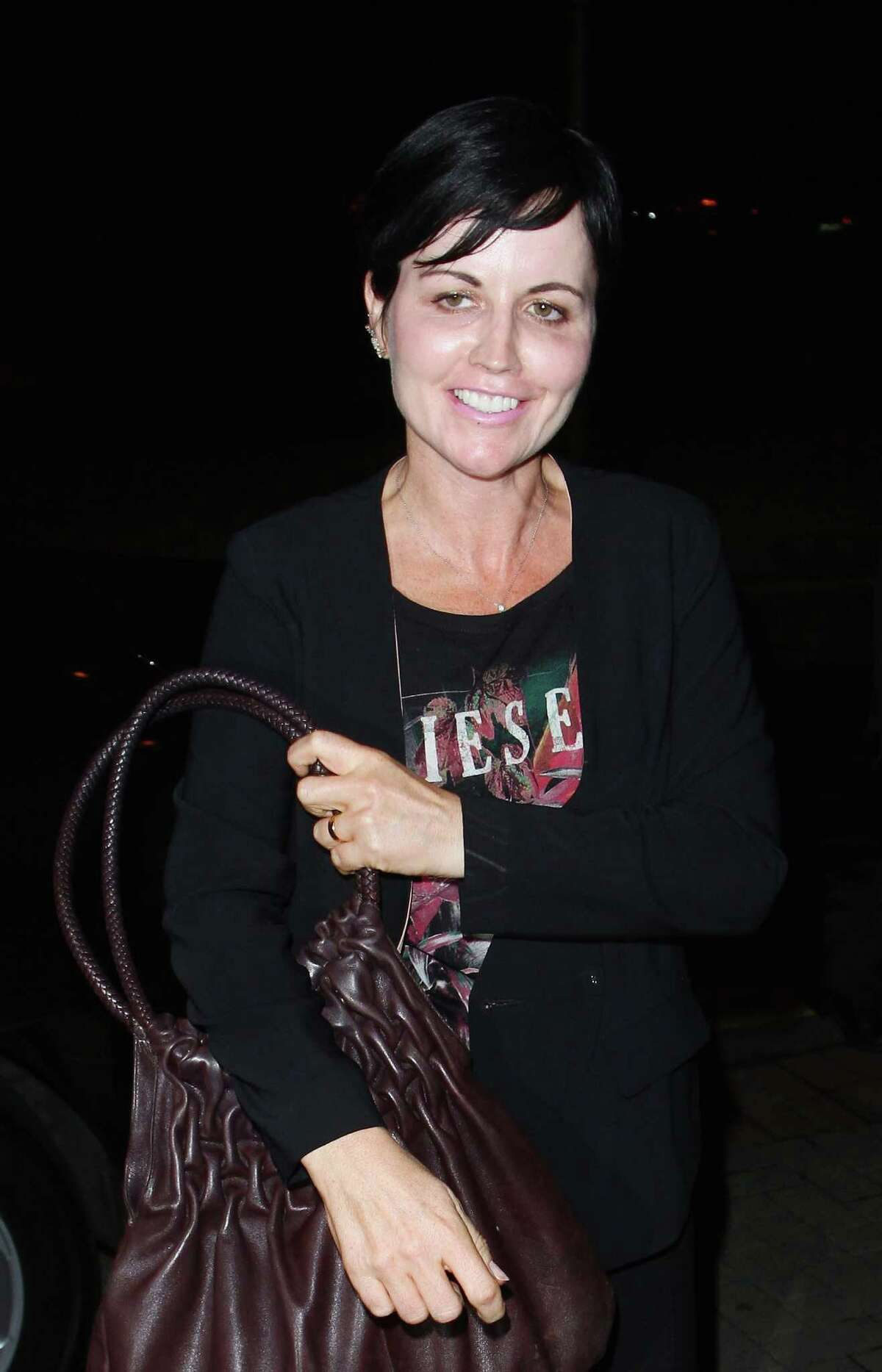 Dolores O'Riordan The Cranberries singer was arrested in November after she allegedly assaulted a crew member on a flight from the New York City to her native Ireland, and then assaulted an officer in the course of the arrest. Read more.