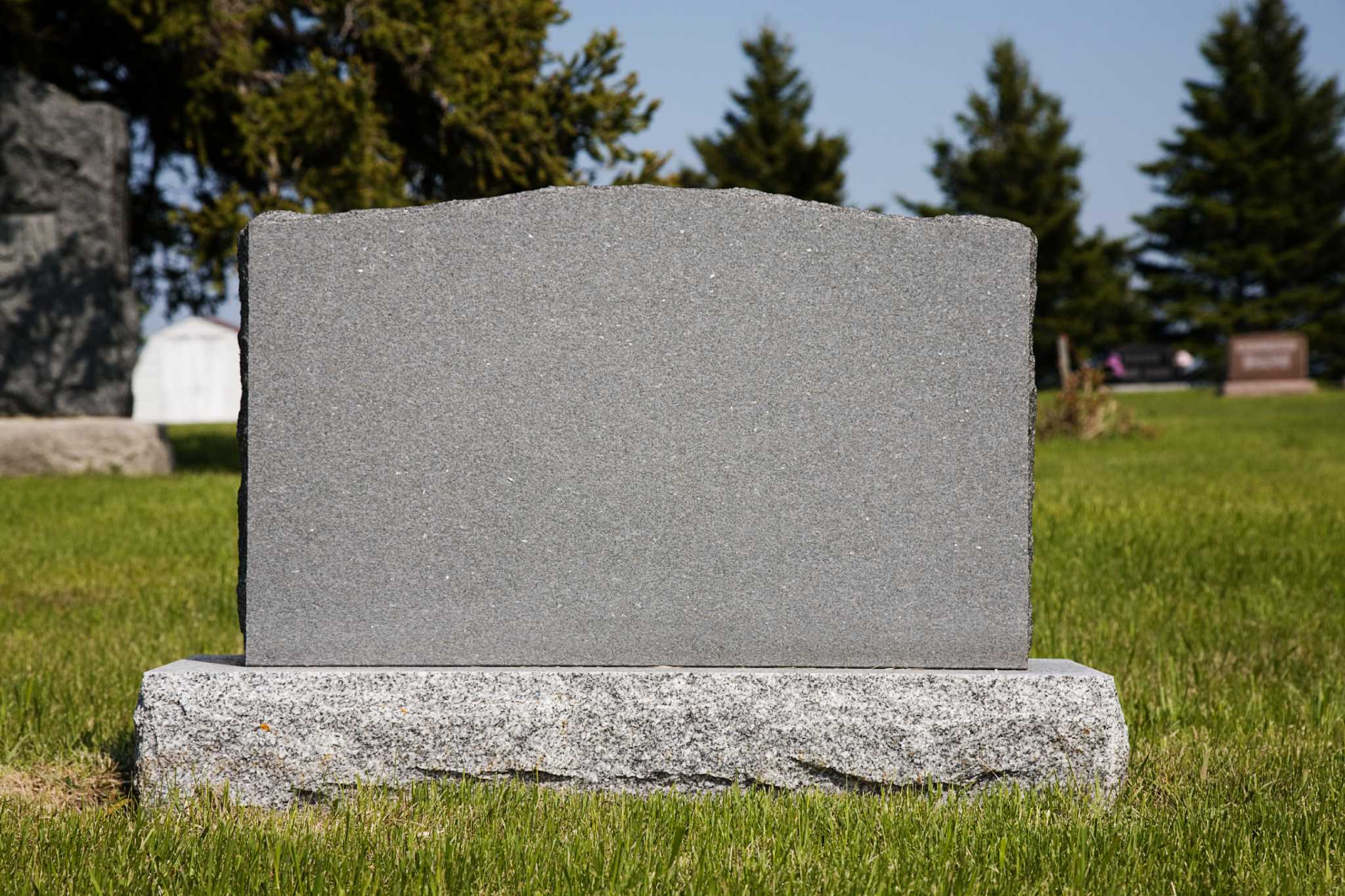 Central Texas Man Allegedly Stole A 133 Year Old Headstone