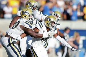 Late pick spoils Cal's chance to edge UCLA - Photo