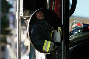 S.F. Fire Department joins study into breast cancer risks - Photo