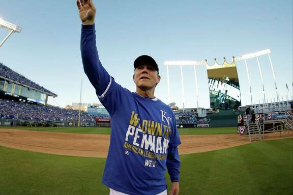 Royals manager Ned Yost and his players are the toast of Kansas City after sweeping Baltimore in the American League Championship Series and advancing to the World Series for the first time since 1985.