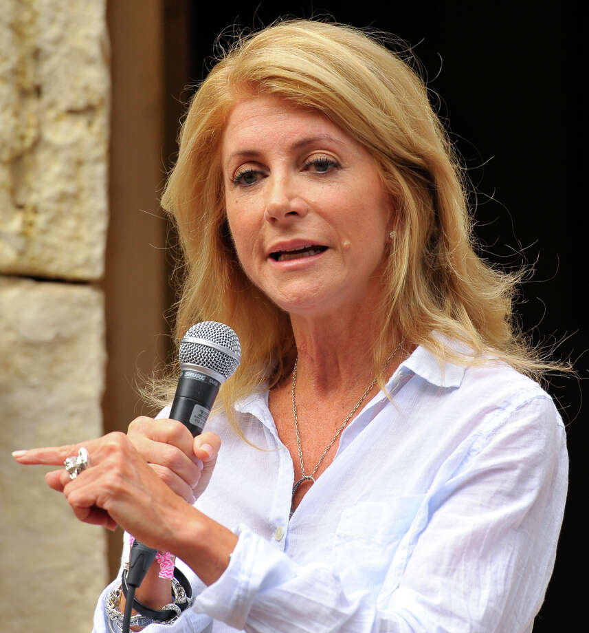 The state needs a change in leadership. The Editorial Board recommends Democratic gubernatorial candidate Wendy Davis. Photo: Robin Jerstad