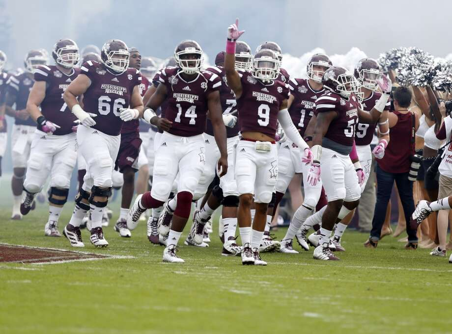1. Mississippi State (6-0)