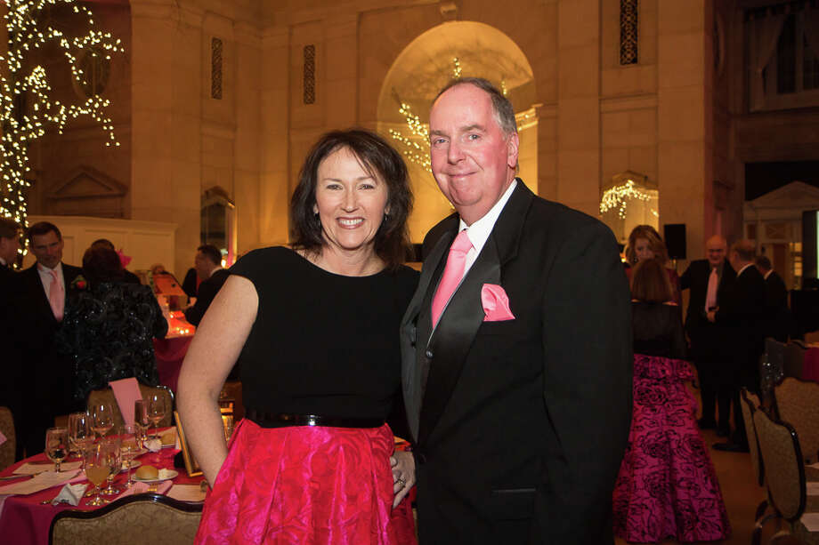 Were You Seen at the 10th Annual Pink Ball to Benefit To Life! at the Hall of Springs in Saratoga Springs on Friday, October 17, 2014? The Pink Ball is an evening to honor breast cancer survivors and members of the community who dramatically impact treatment and care quality. More information at www.tolife.org. Photo: Brian Tromans