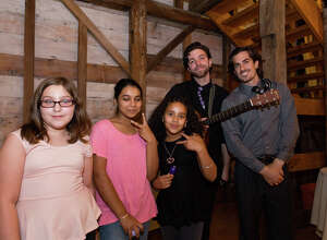 Were you Seen at Fall into Spirits, a benefit and 50th Anniversary Celebration for Big Brothers Big Sisters of the Capital Region, held at Pat's Barn in Troy on Thursday, October 15, 2014?