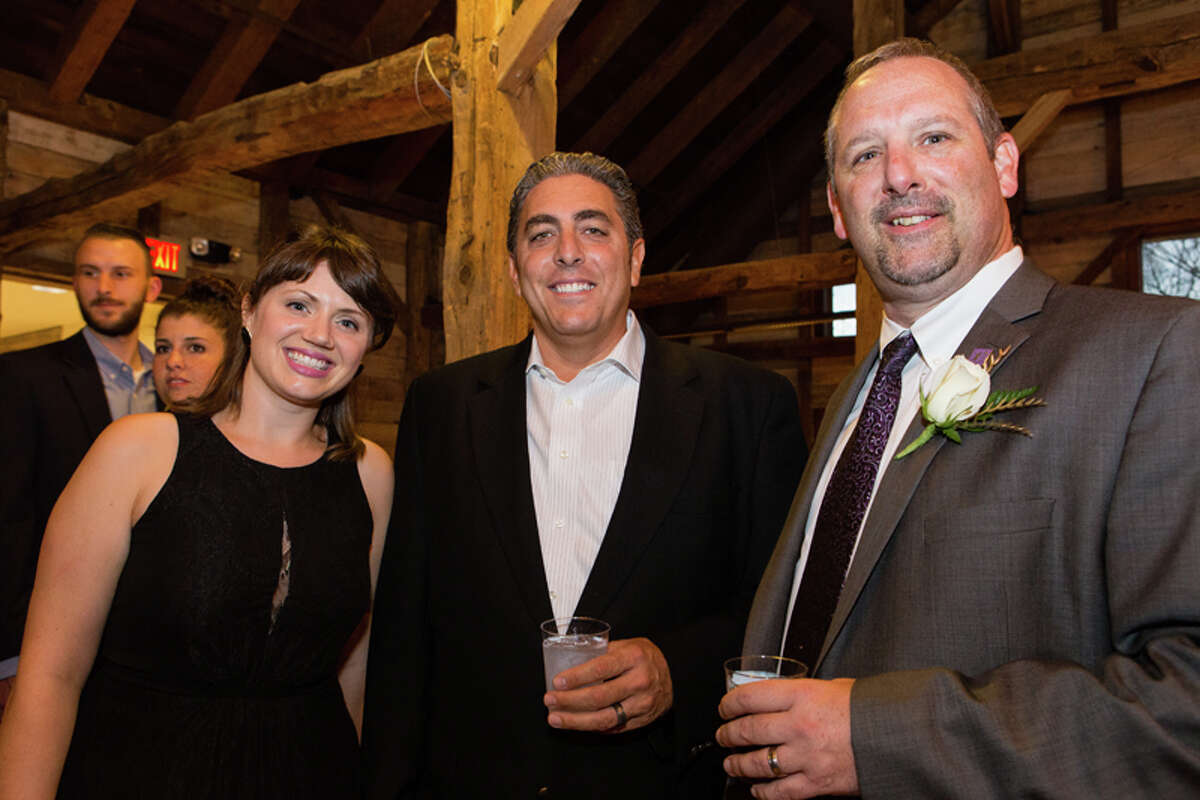 Were you Seen at Fall into Spirits, a benefit and 50th Anniversary Celebration for Big Brothers Big Sisters of the Capital Region, held at Pat's Barn in Troy on Thursday, Oct. 16, 2014?