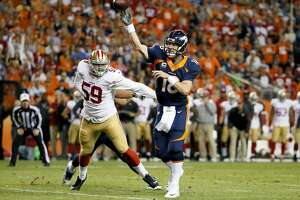 Manning's Broncos swamp 49ers 42-17 - Photo