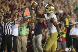 Curtis on college football: Critical penalty killed Irish - Photo