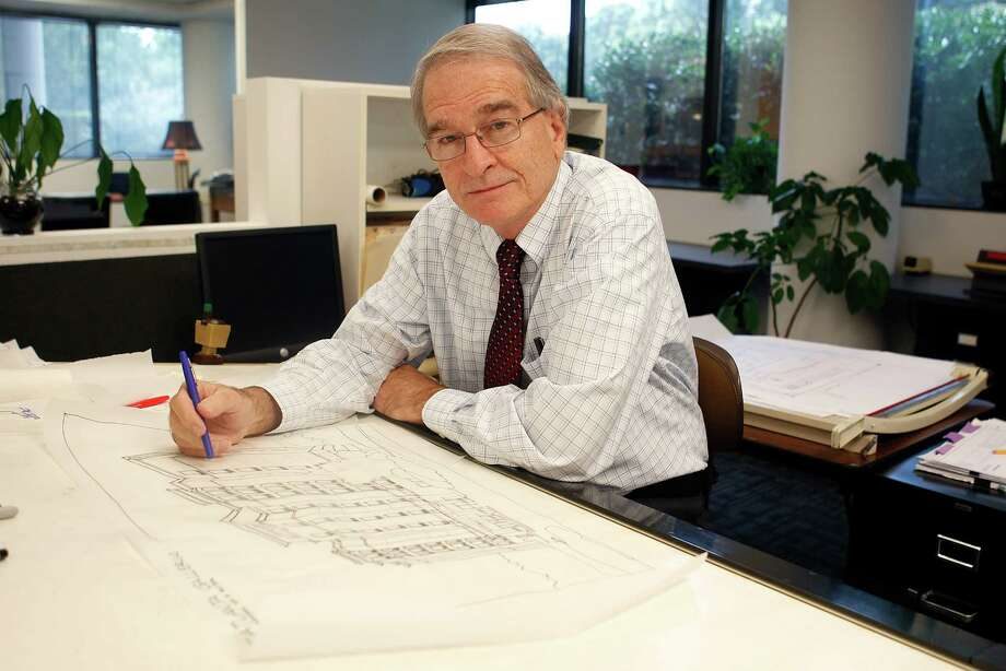 Bob Foreman's architecture firm was scammed for $166,000 worth of phone calls. Photo: TAMI CHAPPELL, STR / NYTNS
