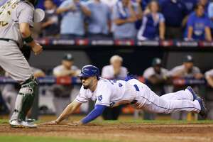 Royals defy popular baseball theory - Photo
