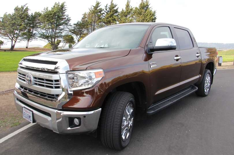 The 2014 Toyota Tundra Quot 1794 Quot Costs A Bit Over 48 000 In