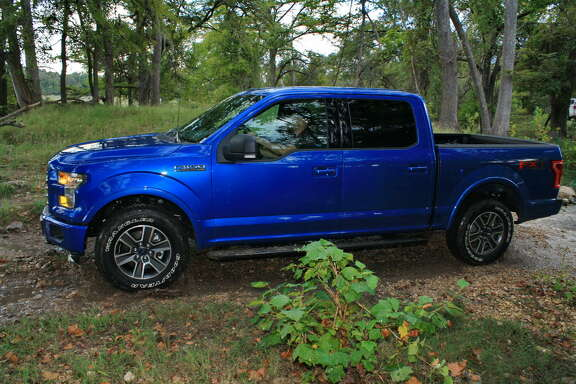 "Ford's all-new 2015 F-150 was named ""Truck of Texas"" at the 2014 Texas Auto Writers Association's annual Truck Rodeo."