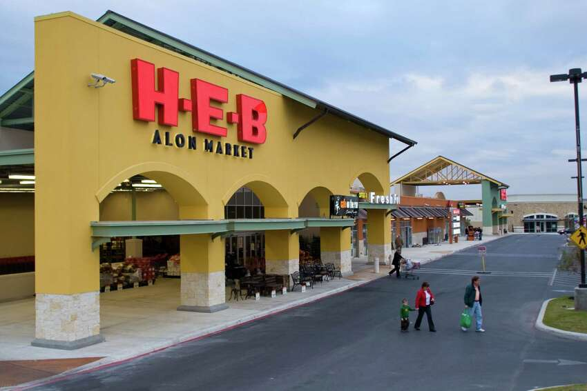 H-E-B: There is really only one place to get groceries in Texas, and that is H-E-B. Like calling every soda Coke, we call every grocery store,