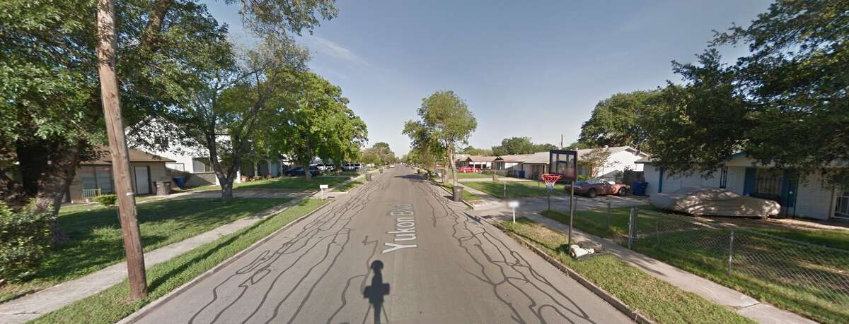 Police found the man in the 500 block of Yukon Boulevard around 9 p.m. Oct. 19, 2014. Police said he had visible signs of blunt-force trauma to his head and body.