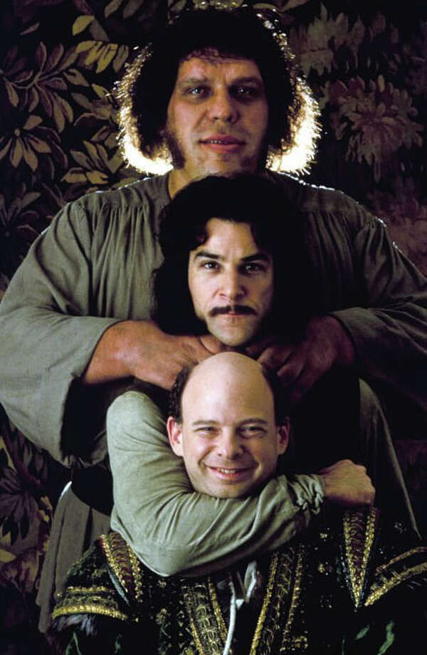 """All three local Alamo Drafthouse theaters are joining in the celebration of """"As You Wish,"""" actor Cary Elwes' book recounting the making of """"The Princess Bride,"""" the beloved fairy tale for grown-ups. A quote-along screening of the movie will be followed by a live-stream Q&A with Elwes. Everyone attending will receive a copy of the book signed by Elwes and a commemorative """"Princess Bride"""" pint glass. 8 p.m. Alamo Drafthouse Westlakes, 1255 SW Loop 410;  Park North, 618 NW Loop 410; 22806 U.S. 281. Tickets $45 at drafthouse.com.   Photo: Handout, 20th Century Fox"""