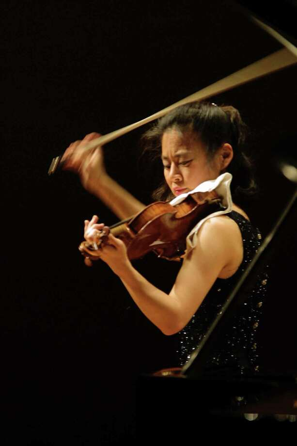 Violinist phenom Midori will help the Norwalk Symphony celebrate the start of its 75th anniversary season with a performance on Saturday, Oct. 25, 2014. She will perform Schumannís Violin Concerto. For information, visit www.norwalksymphony.org. Photo: Contributed Photo / Stamford Advocate Contributed photo