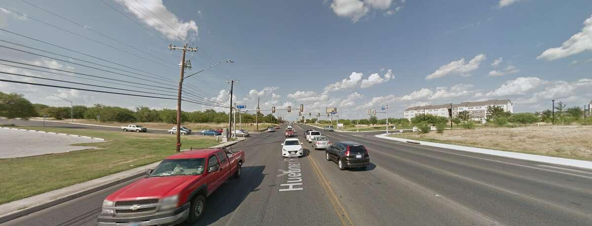 Bonnie M. Heath, 72, was killed while trying to cross the street in the 8500 block of Huebner Road just after 7 a.m., according to the San Antonio Police Department.