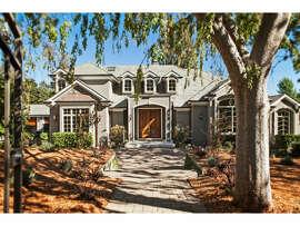 Facebook COO Sheryl Sandberg's Atherton mansion