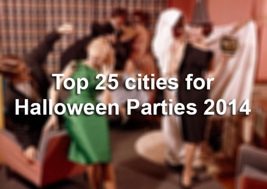 Top 25 cities for Halloween parties in 2014 - San Antonio Express-News