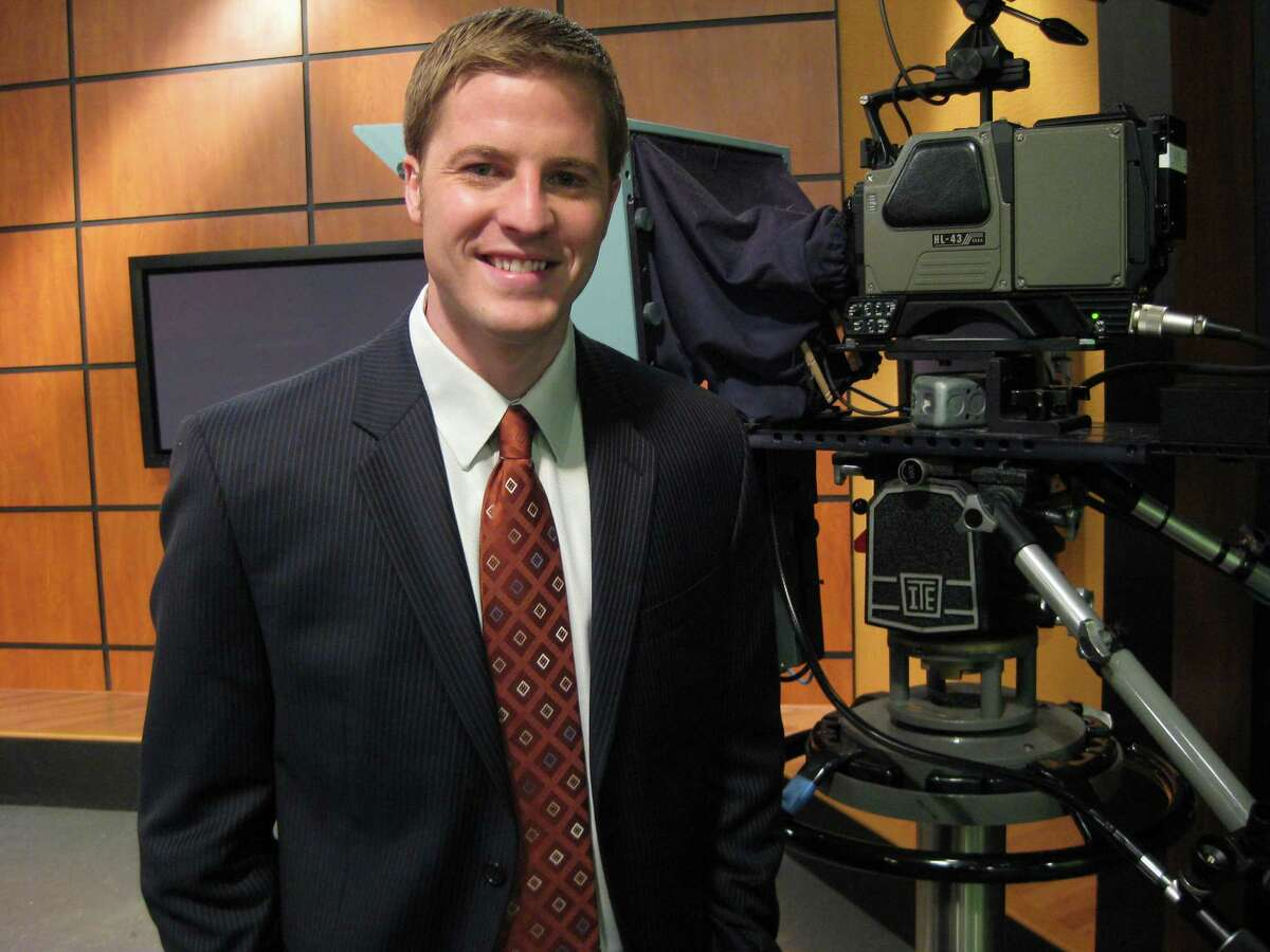 KABB's former assistant news director and weekend anchor James Keith left in August.