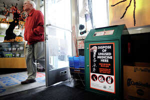 S.F. supervisor proposes drugmakers fund take-back program - Photo