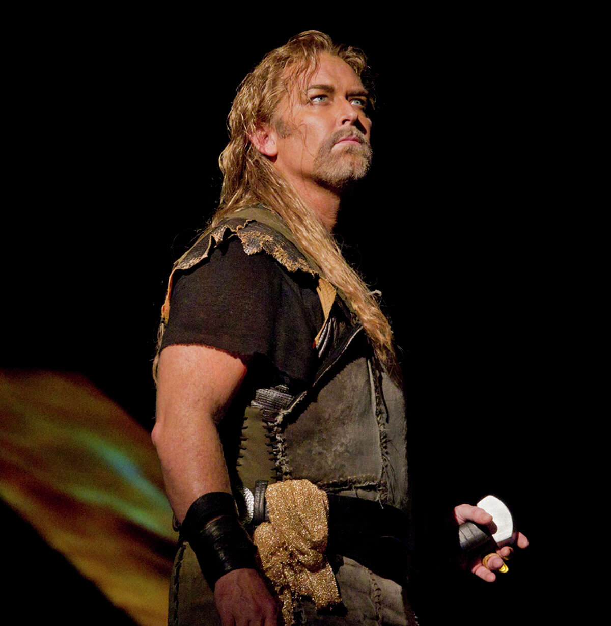 """Jay Hunter Morris as Siegfried in Richard Wagner's """"The Ring of the Nibelung."""""""