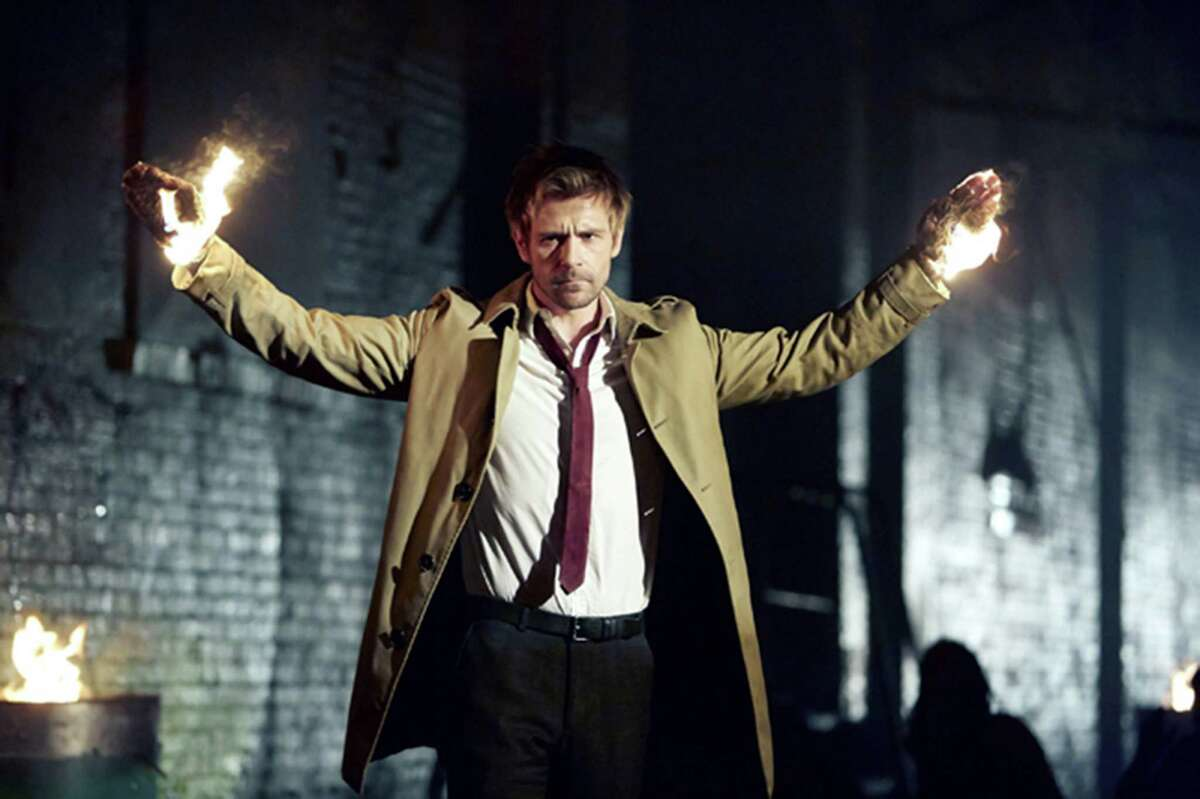 """Like in the comics, it appears Constantine's magic is minor, and his real """"powers"""" are fast-talking and occult knowledge."""
