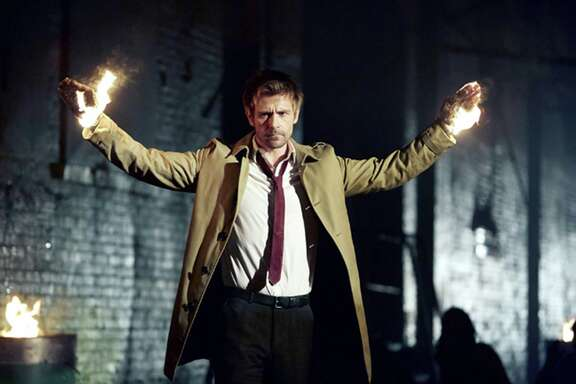 "Like in the comics, it appears Constantine's magic is minor, and his real ""powers"" are fast-talking and occult knowledge."