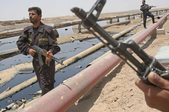 Iraq  As militants of the Islamic State in Iraq and the Levant have secured territory in Syria and Iraq, the amount of oil being smuggled out of the region has skyrocketed. ISIS pumps hundreds of thousands of barrels a day, and could be making as much as $3 million.