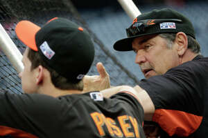 Posey and Bochy recall championship pairing of Montana and Walsh - Photo