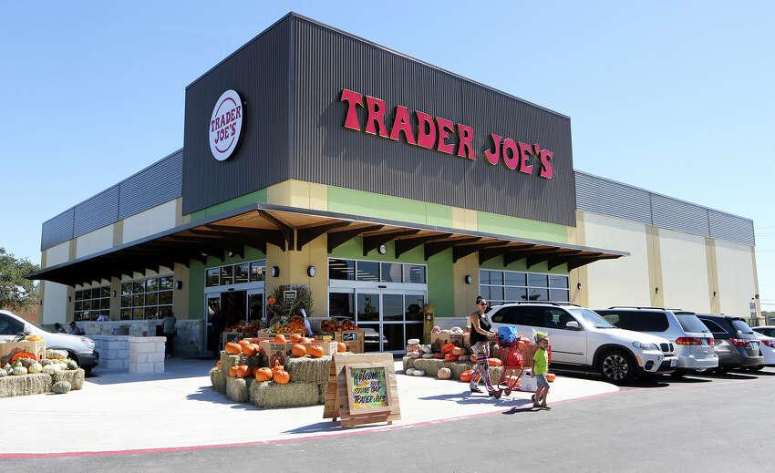 10. Trader Joe's Number of stores:5 Percentage of market control:.60 percent