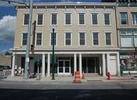A building at 210 State St., Schenectady, will be rehabilitated for use by Schenectady County Community College.  (Image provided by SCCC)